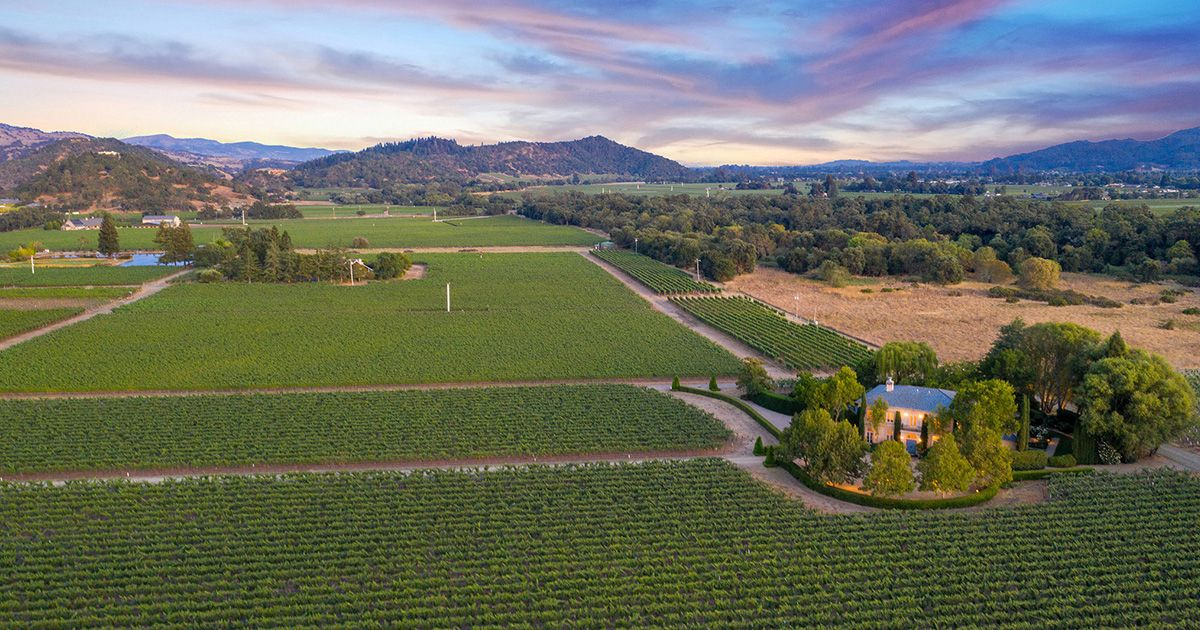 American Viticultural Area Napa Valley