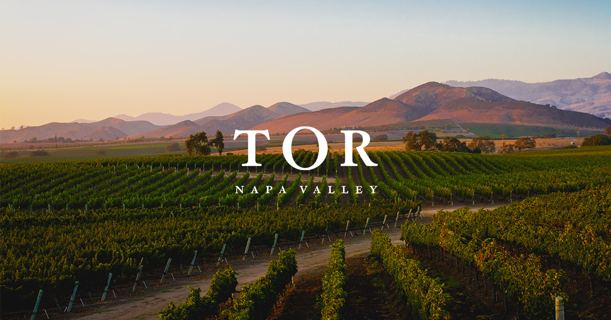 Tor Wines Napa Valley